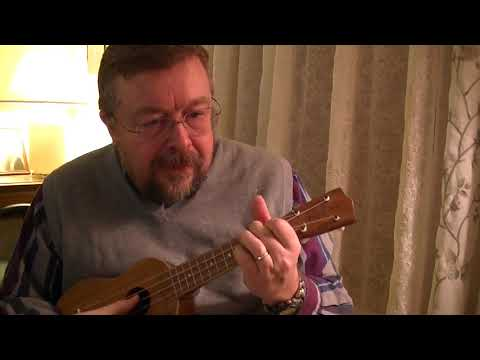 """Willard Losinger Performs """"The Galaxy Song"""" By Eric Idle, With Ukulele Accompaniment"""