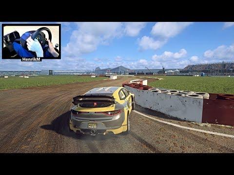 Renault Megane RS Rallycross (DiRT RALLY 2.0)
