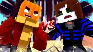 Mortal Engines MINECRAFT Battle gegen GERMANLETSPLAY