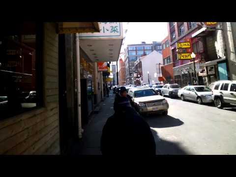 Google Glass Boston: Chinatown