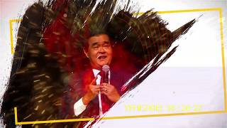 61 Pastor's Message Pdt DR Ir Niko Njotorahardjo December 2019