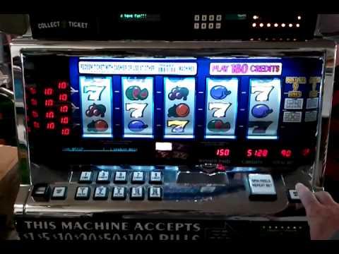 butterfly sevens slot machine