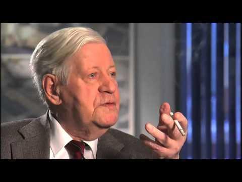 Helmut Schmidt: Unterstützung für Adenauers Westpolitik