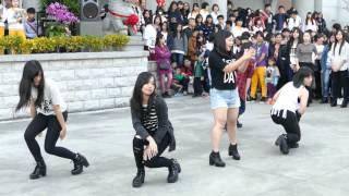 2015 台中市明德中學校慶~ 韓語社表演