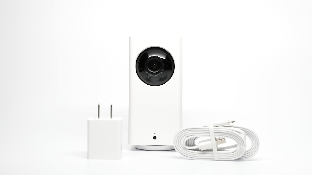WYZE CAM PAN - UNBOXING, SETUP, AND NEW FEATURES