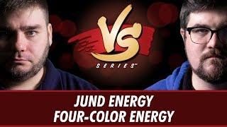 1/8/2018 - Todd Vs. Brad: Jund Energy vs Four-Color Energy [Standard]