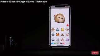 Animojis: iOS 11 iPhone X Animated Emojis