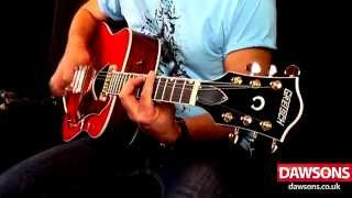 Gretsch G5034TFT Rancher Savannah Sunset Review