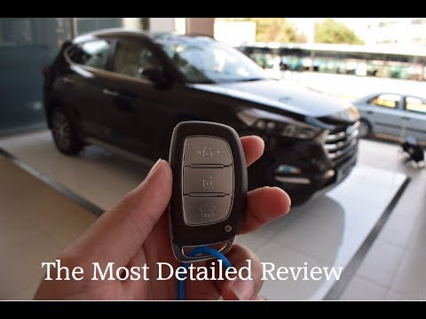 2018 Hyundai Tucson AT GLS 4WD Start up, Exhaust, In-depth Review And Walk-Around