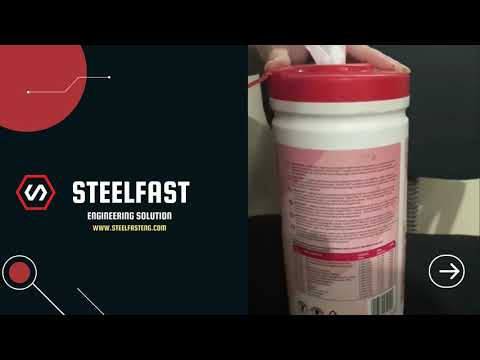 Wet Wipes Canister Machine Details