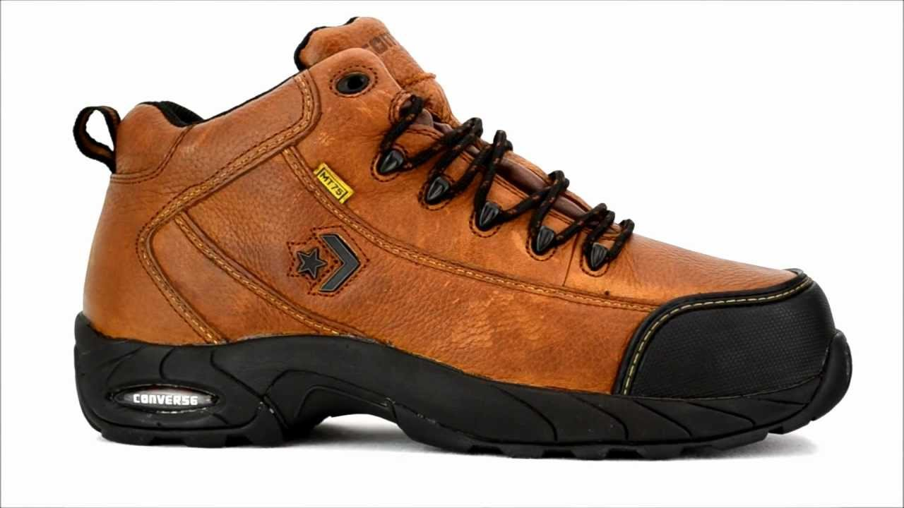 370c09727c3bd0 Men s Converse C4333 Composite Toe Metal Free Metguard Work Boot   Steel-Toe -Shoes.com