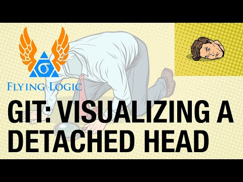 """Using Git: What is a """"Detached HEAD""""?"""