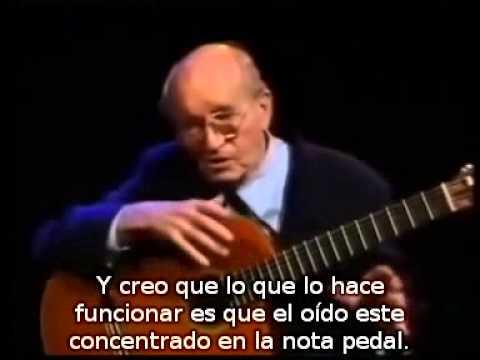 Charlie Byrd   Contemporary Acoustic Jazz Guitar - (Subtitulos en español)