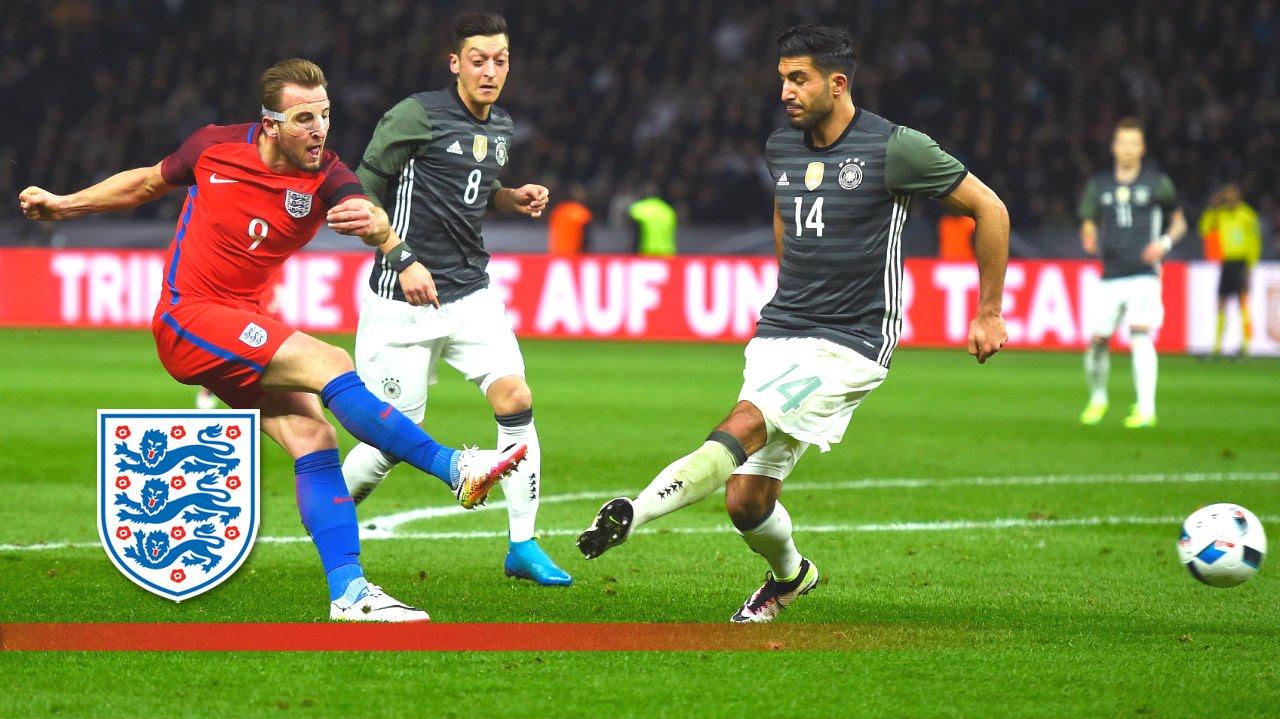Download Harry Kane goal - Germany 2-3 England | Goals & Highlights
