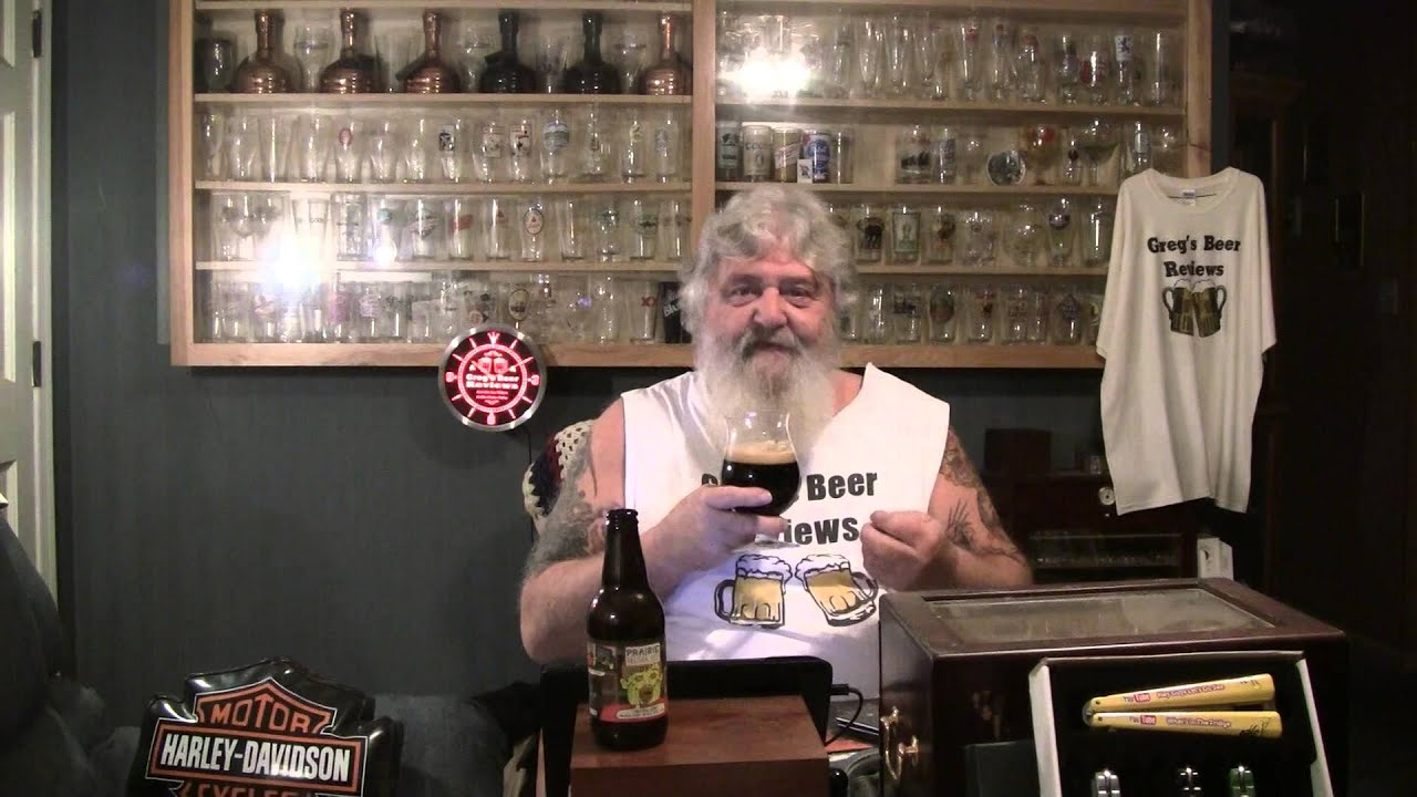 Beer Review # 1543 Prairie Artisan Ales Christmas Bomb Imperial ...