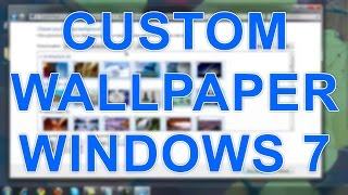 Windows 7 wallpapers Tips and Tricks