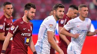 REZUMAT |  CFR Cluj - FCSB 2-0