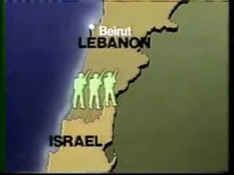 Israel Vs.The PLO -The Invasion of Lebanon 1982 Part.1