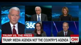 Trump VS The Media & The 1st Amendment