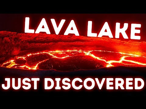 A New Lava Lake in Antarctica Confuses Scientists