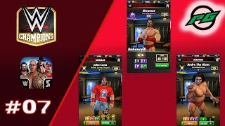 WWE Champions E07 - Tag Team Event and another 2 Star Silver Wrestlers