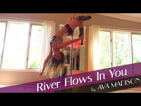 River Flows In You : Pole Dance Freestyle