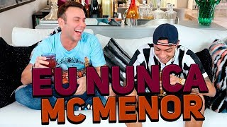 EU NUNCA COM MC MENOR MR | #HottelMazzafera