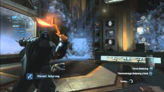 PS3 Longplay [062] Batman Arkham Origins DLC Cold Cold Heart