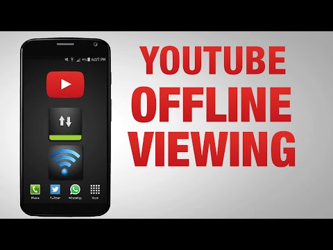 How To Watch YouTube Videos Offline | Android and IOS