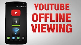 How To Watch YouTube Videos Offline | Android and IOS(Youtube has launched the offline playback feature in India through Android and iOS mobile apps. The feature allows YouTube users to temporarily store videos ..., 2014-12-13T08:41:02.000Z)