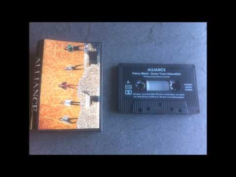 Alliance - s/t (Demo-Tape, 1990) - Track 1: Heavy Metal