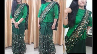 Stylish Long Blouse For Saree, Lehenga, Long Skirts   Cutting And Stitching