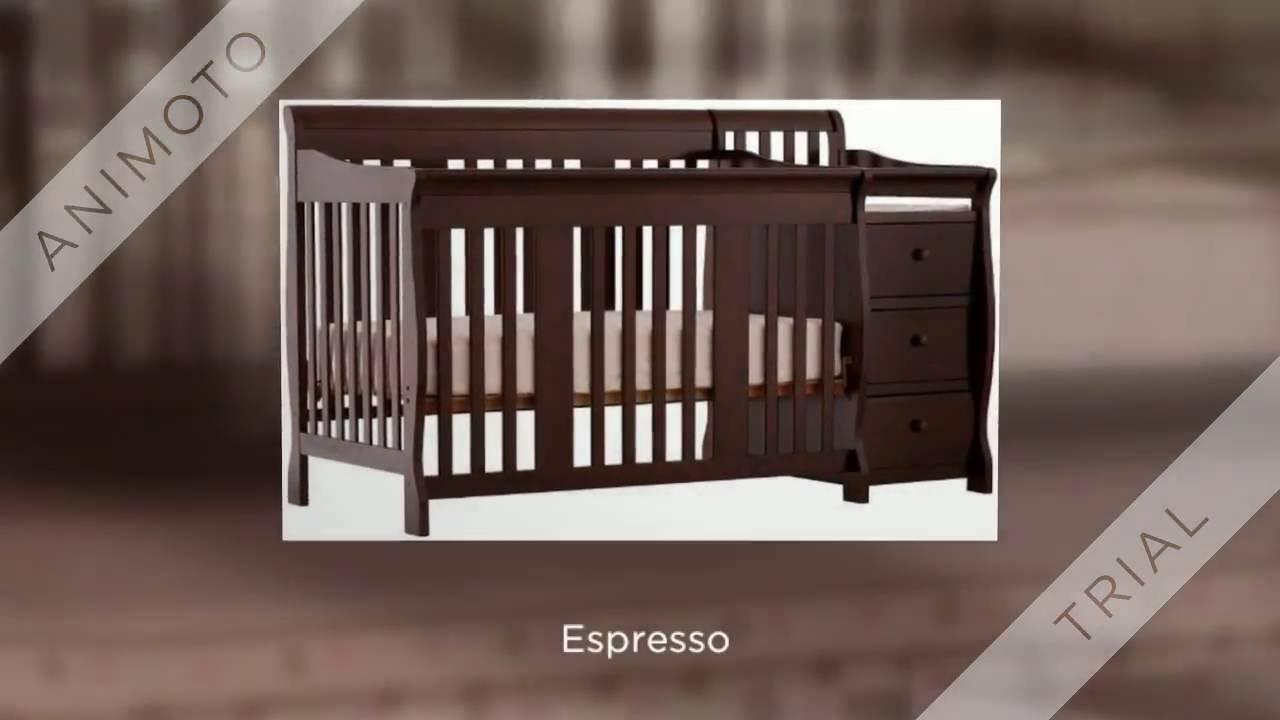 Stork craft crib reviews - Stork Craft Portofino 4 In 1 Convertible Crib Review