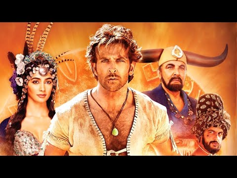 Hrithik Roshan & Pooja Hegde's Latest Hindi Full Movie | Kabir Bedi, Ashutosh Gowariker