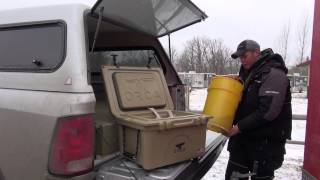 Upper Red Lake, Minnesota's Premier Winter Walleye Factory