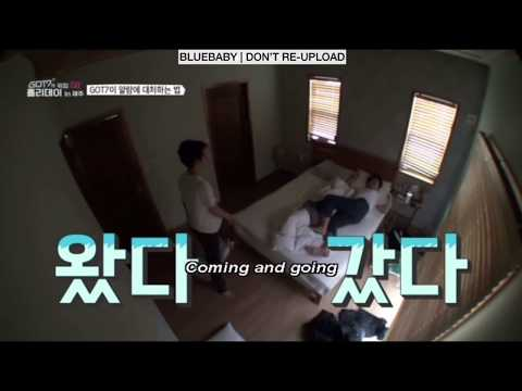 How GOT7 handles the alarm morning came in Jeju