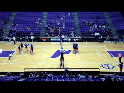 Volleyball: Portland vs Nevada