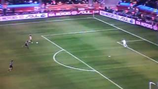 2010 FIFA World Cup - South Africa vs Mexico (Tshabalala Amazing Goal!)