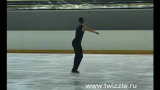 Тулуп (4 оборота) в исполнении Сергея Добрина
