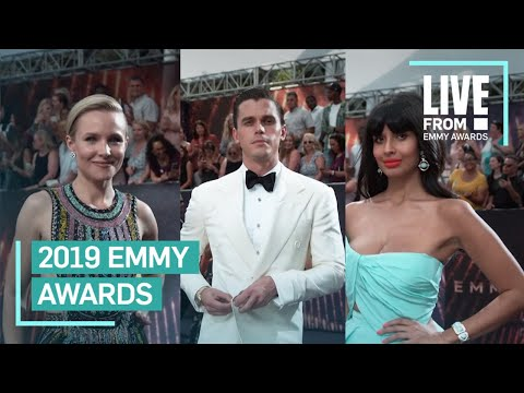 Best of Glambot: 2019 Emmy Awards  E Red Carpet & Award Shows