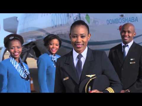 Air Botswana   everyone is a VIP