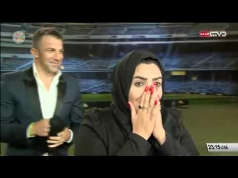 "Alessandro Del Piero surprise his biggest fans in Dubai. (""The Victorious"" Full Version)"