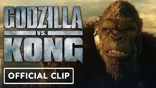 "Godzilla vs. Kong - Official Exclusive ""Godzilla Meets Kong"" Clip 