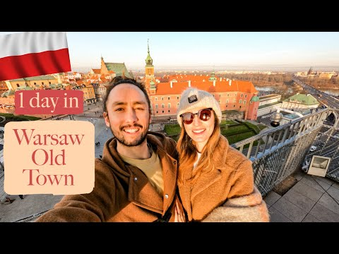 We Fell in Love with Warsaw!   Poland Travel Vlog