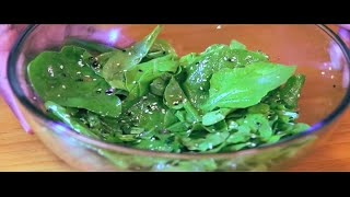 Cranberry Spinach Salad - The Foodhacks Recipe