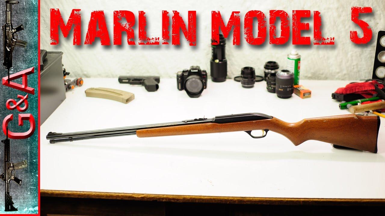 Dating marlin Model 60