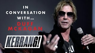 In Conversation With: DUFF MCKAGAN of GUNS N' ROSES