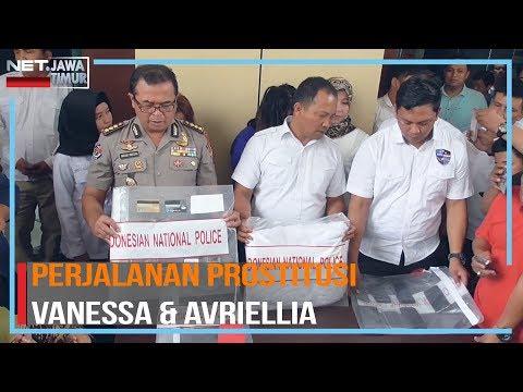Perjalanan Prostitusi Vanessa Angel & Avriellia - NET. JATIM Mp3