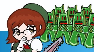 Pop It (Anamanaguchi) - Fan Animated Music Video - Girl Scout Demon Slayers