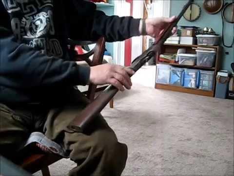 Rolling Block Gun Stock Varnish Job